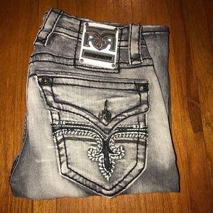 Rock Revival shorts